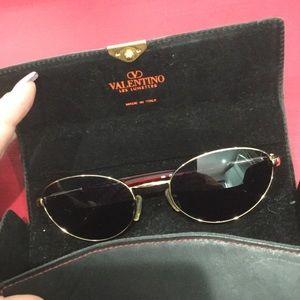 Vintage Valentino Sunglasses 90's Rare!